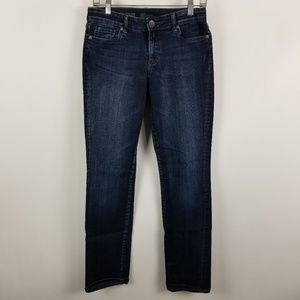 Kut From The Kloth Jessica Straight Leg Jeans 2